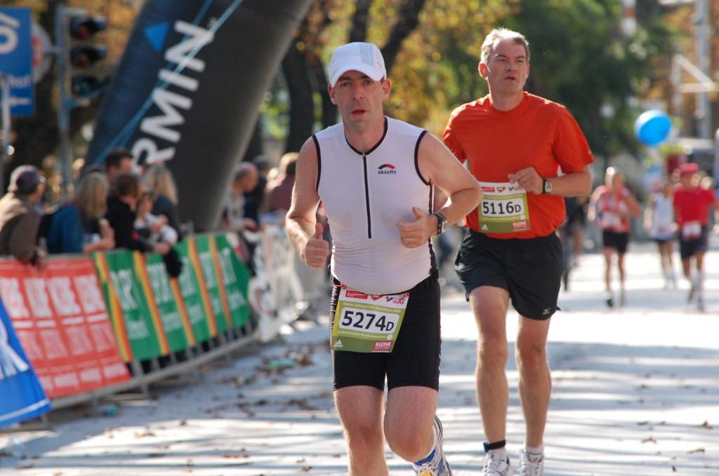 Graz Marathon 4er Staffel