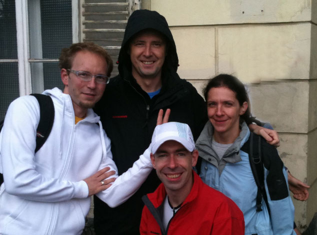 Team Graz Marathon 2009